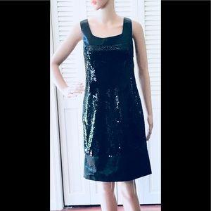 ELIZA J. 💐Sexy Sequin Shift Dress!💐LBD!!🌹NWOT!